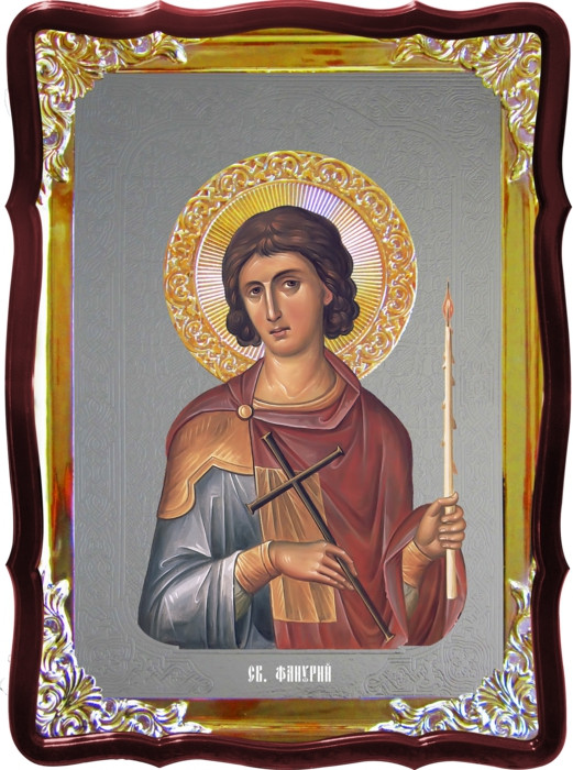 Икона православной церкви - Фанурий (византийская) в каталоге