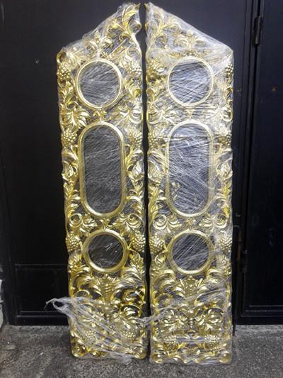 Царские Врата для Иконостаса с позолотой