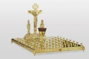 Продажа крышки столика панихидного на 50 свечей с литьем