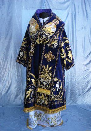 Заказать Архиерейское облачение священника