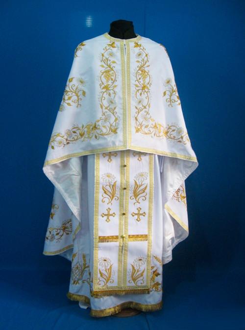 Облачение священника греческое