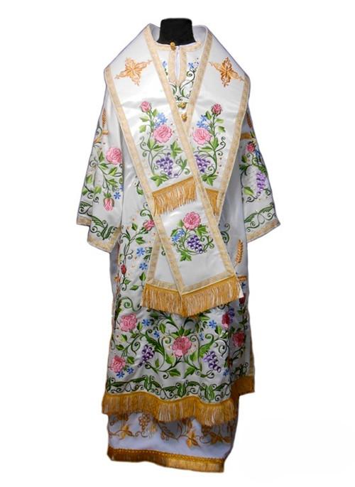 Облачение священнослужителей православной церкви