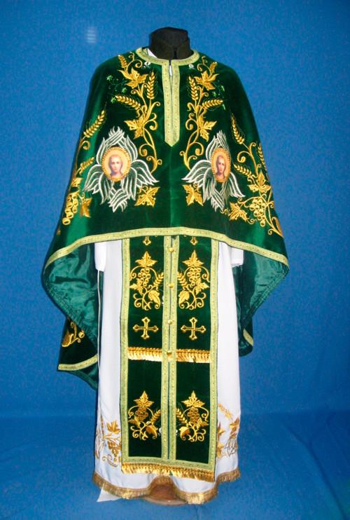 Верхнее облачение священника при богослужении