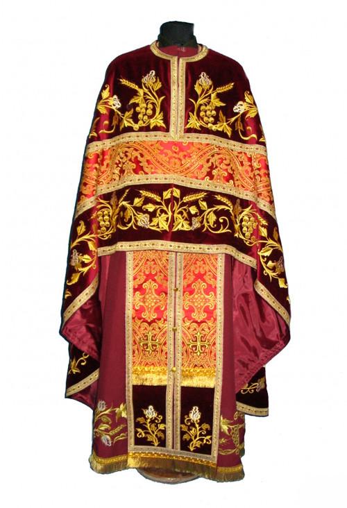 Облачение одежда священника для богослужения
