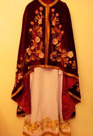 Одяг священника - облачення на заказ