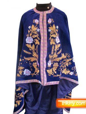 Одежда церковнослужителей в греческом стиле на заказ
