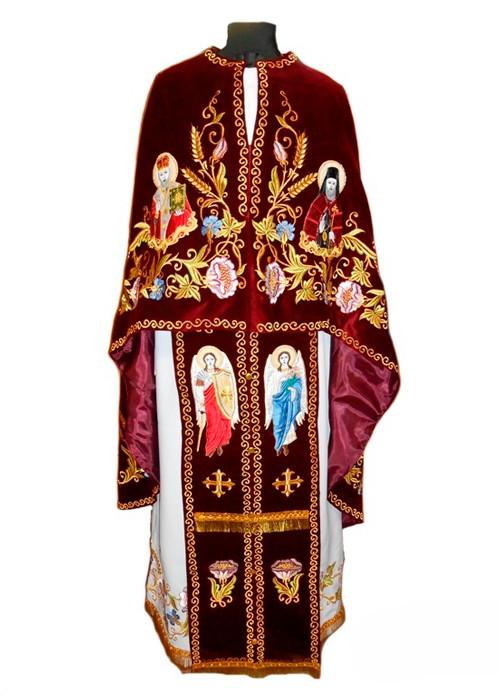 Одежда священнослужителей в греческом исполнении