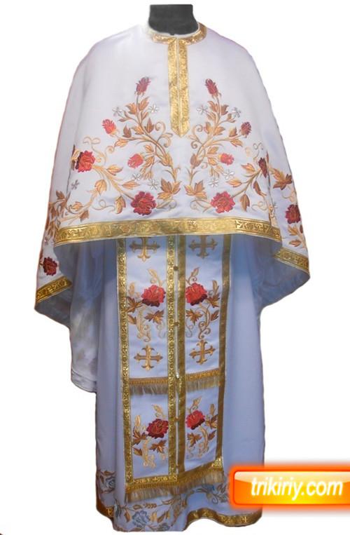 Одежда церковника с вышивкой купить