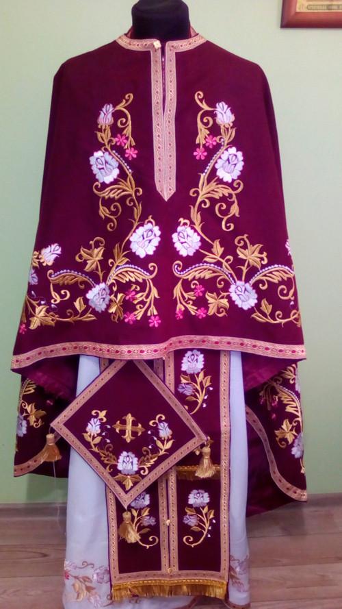 Одеяние священника в греческом стиле на заказ