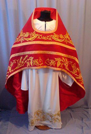 Купить облачение священника в Украине