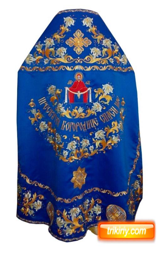 Одежда священнослужителей с вышивкой на заказ
