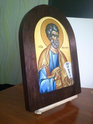 Икона на новой доске апостола Петра (29х21.5 см)