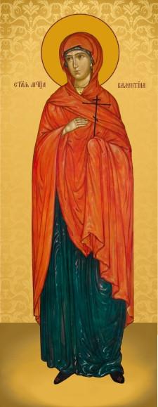 Ікона на дарунок Свята Валентина  23х11см