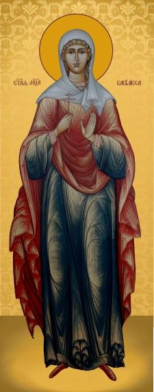 Ікона для дому Свята Василіса