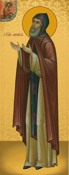Ікона на дарунок Святий Данило  Московський