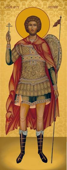 Ікона церковна Святий Євгеній  Мелітинський