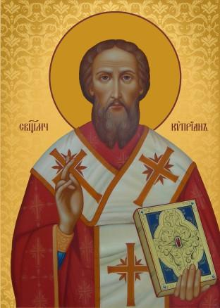 Ікона церковна Святий Кіпріан