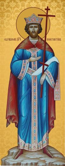 Ікона для дому Святий Костянтин