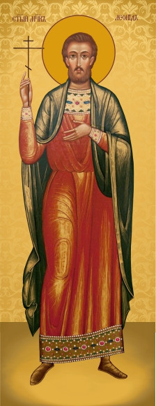Ікона церковна Святий Леонід