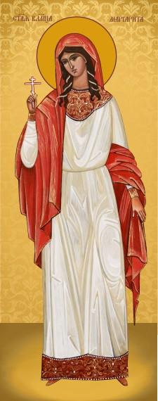 Ікона для дому Свята Маргарита
