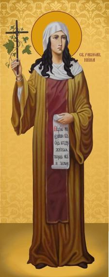 Ікона на замовлення Свята Ніна