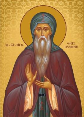 Ікона православна Святий Олег