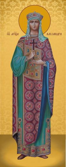 Ікона Свята Олександра