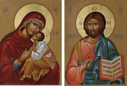Ікона для дому Свята Пара вінчальна