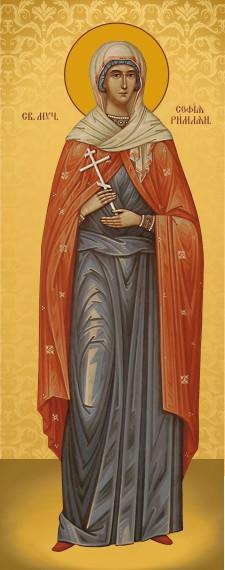 Ікона Свята Софія  Римська