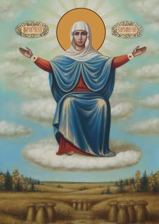 Ікона для дому Спорительница  хлебов