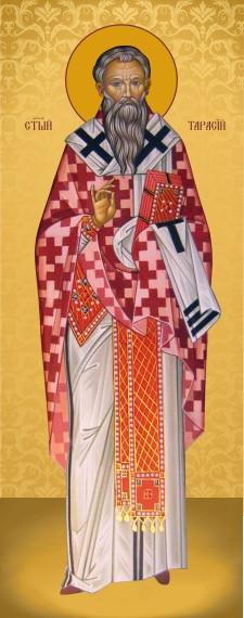 Ікона Святий Тарасій іменна