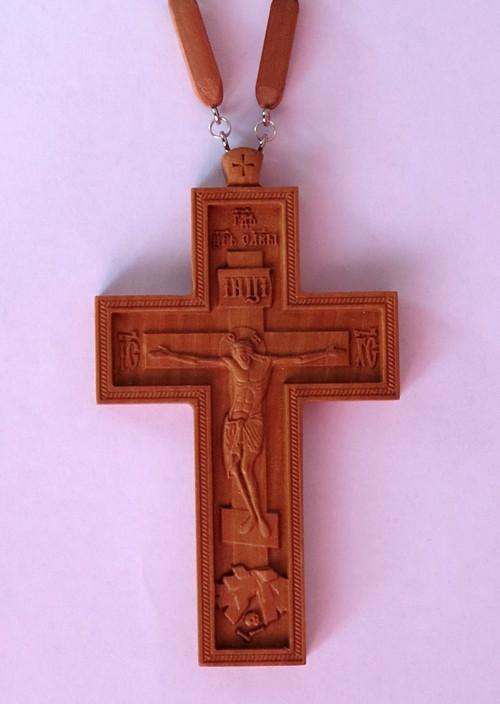 Купить Крест протоиерейский 120х65мм