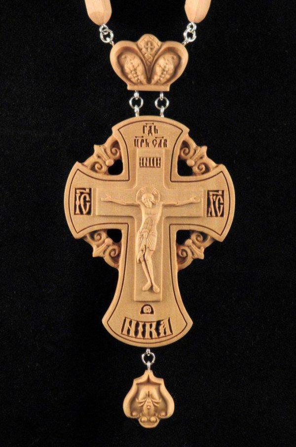 Купить Крест наградный 85х60мм из груши