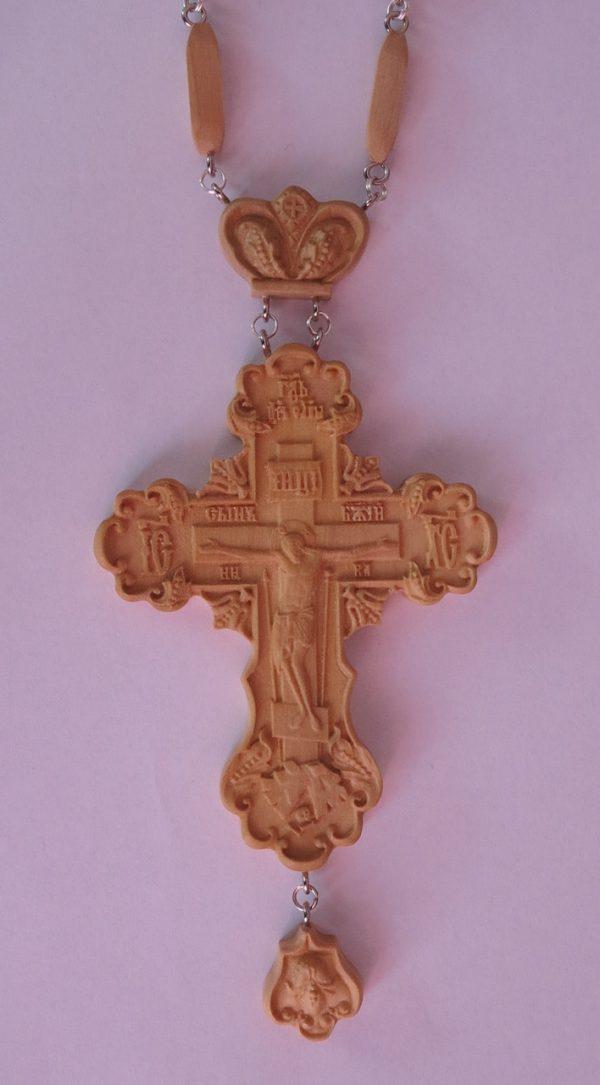 Купить Крест наградной 90х74мм из груши