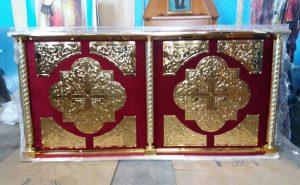 Подставка для икон в церковь (на заказ)