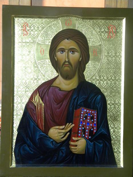 Рукопись икон на заказ - Икона Спаса