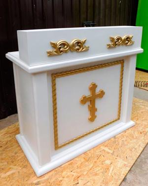Церковная мебель